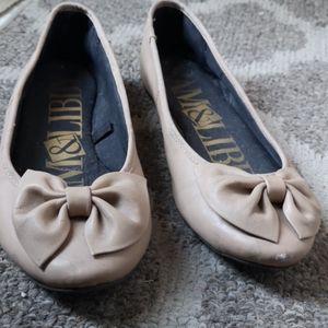 Womens Sam and Libby Flats